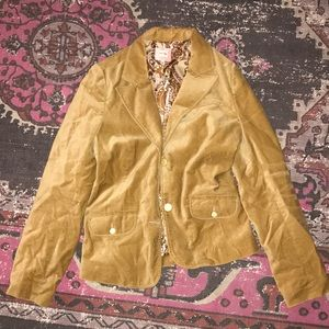 Vintage old navy blazer